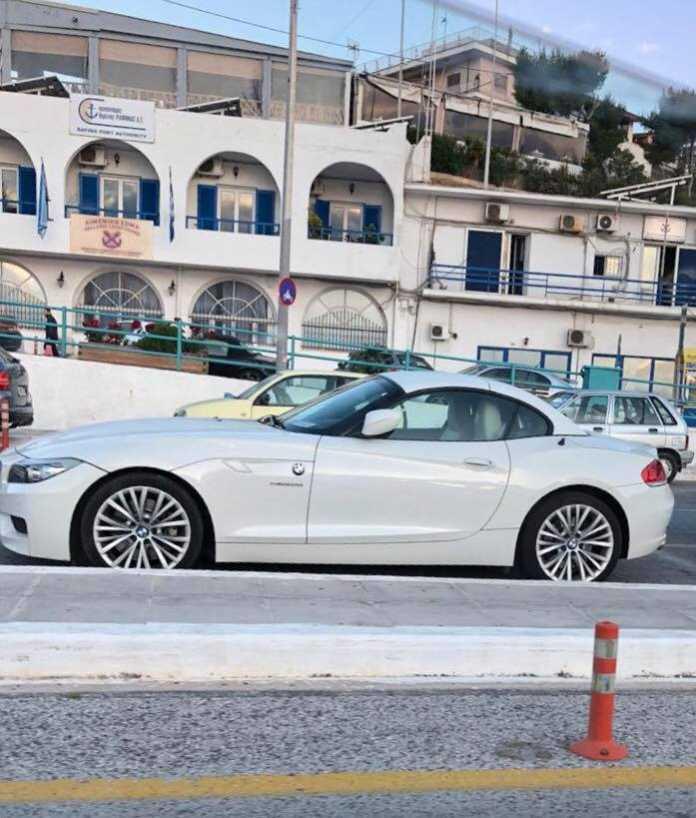 BMW Z4 - Λιμάνι Ραφήνας