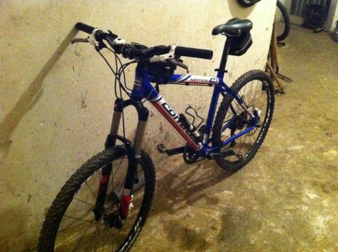 Ποδήλατο από Φούρεσι Γλυκά Νερά