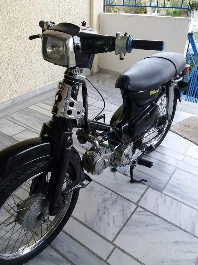 Honda GLX - Βόλο Μαγνησίας