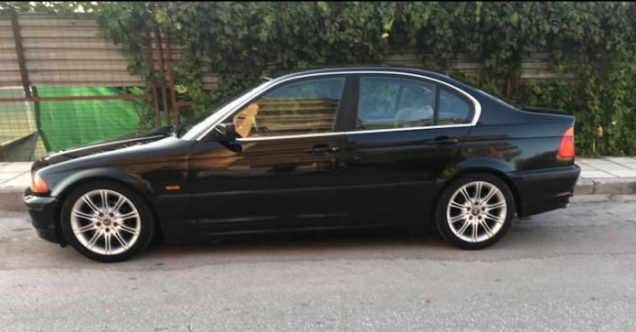 BMW Ε46 - Πυλαία Θεσσαλονίκης