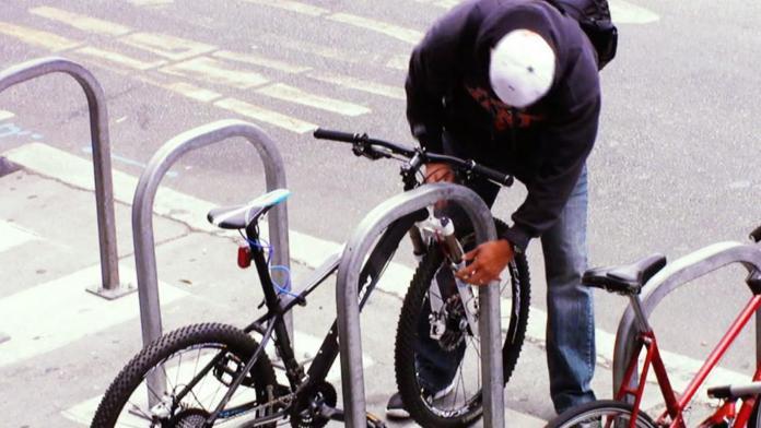 Κλοπή σε κοινόχρηστα ποδήλατα