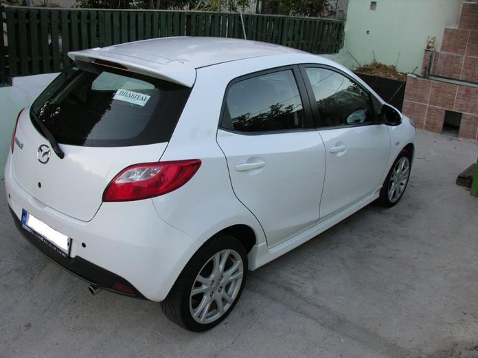 Mazda 2 - Άγιος Ανδρέας στην Πάτρα Αχαΐας