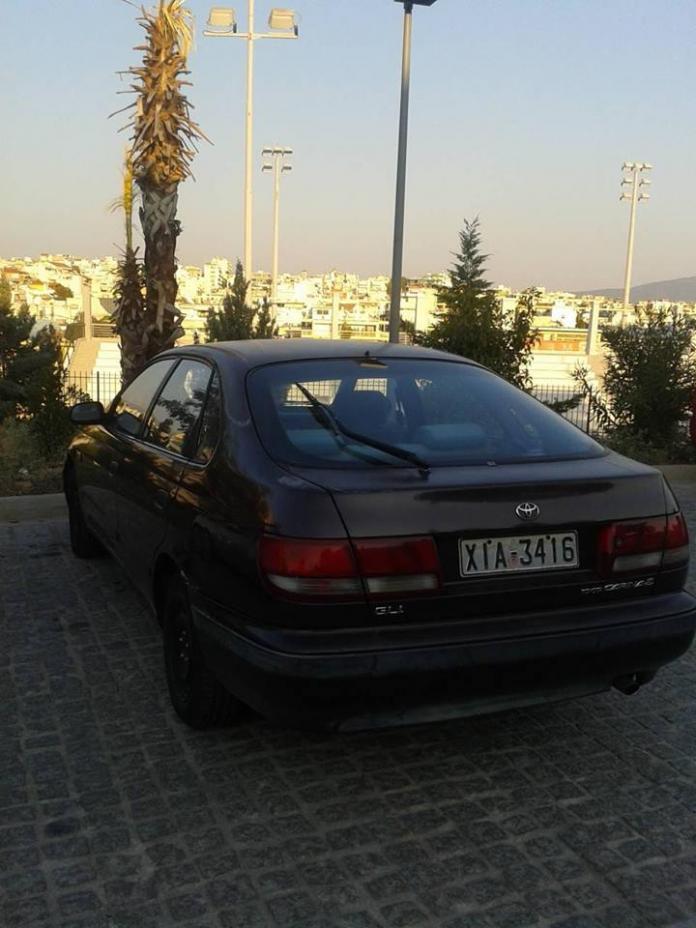Toyota Carina E - Μαρούσι Αττικής