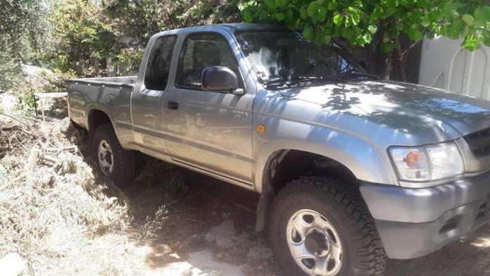 Toyota Hilux - Ηράκλειο Κρήτης
