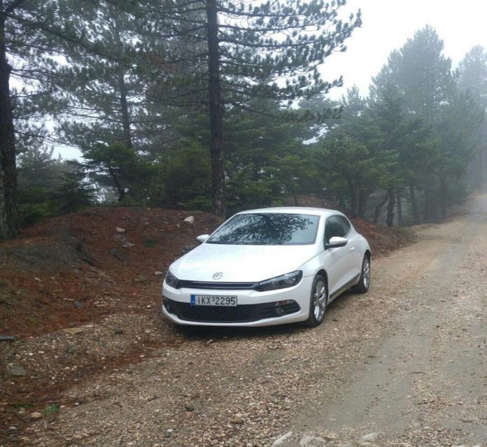 Volkswagen Scirocco - Βριλήσσια Αττικής