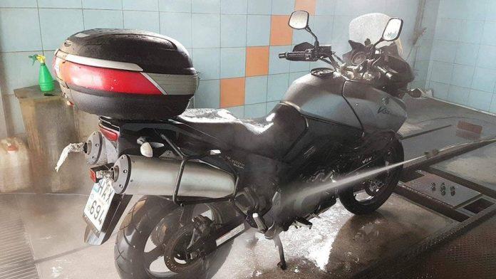 Suzuki Vstrom DL 1000 - Αιγάλεω Αττικής