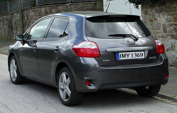 Toyota Auris Sport - Μεταμόρφωση Αττικής