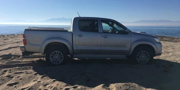 Toyota Hillux - Άνω Περαία