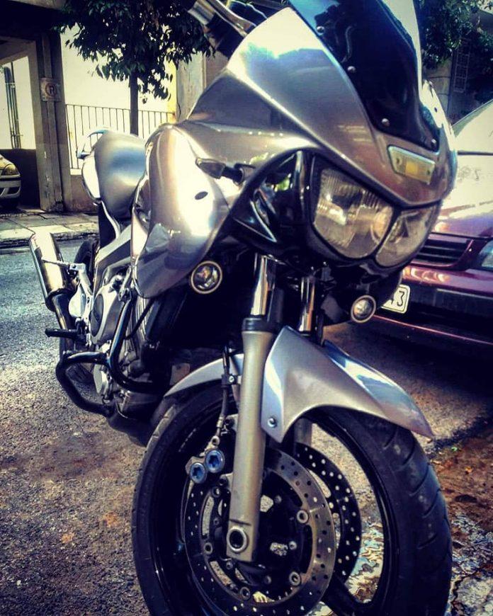 Yamaha TDM 850 - Ζωγράφου Αττικής