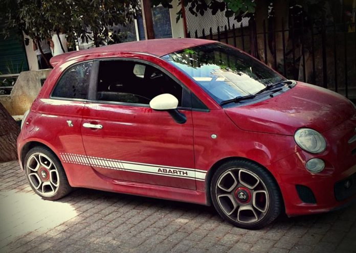 Fiat 500 Abarth - Νέο Ηράκλειο Αττικής