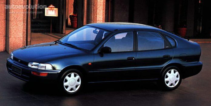 Toyota Corolla liftback - Πατήσια Αττικής