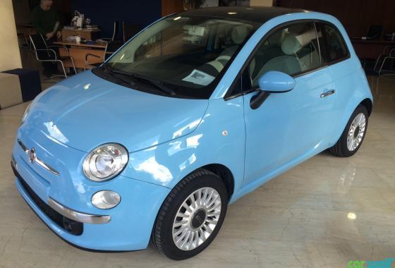 Fiat 500αράκι - Νέα Σμύρνη Αττικής