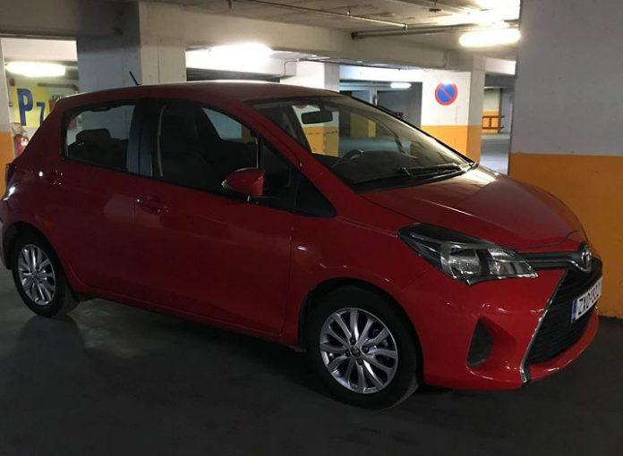 Toyota Yaris - Λυκόβρυση Αττικής