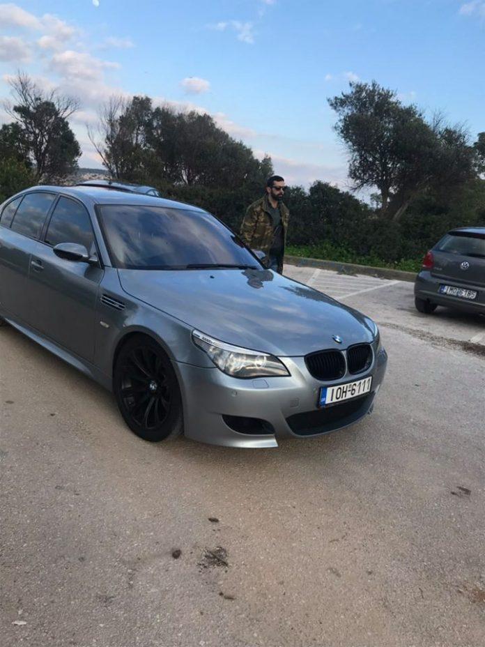 BMW M5 - Γλυφάδα Αττικής