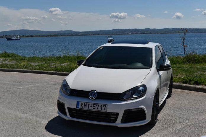 VW Golf - Θεσσαλονίκη