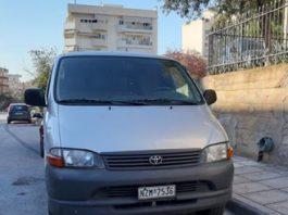 Toyota Hiace - Βούλγαρη Θεσσαλονίκης