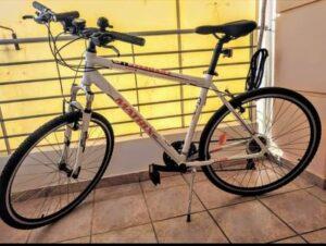 Κλοπή ποδηλάτου Matrix